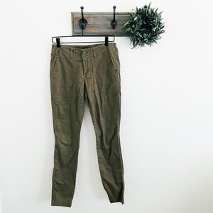 CAbi Green The Scout Trousers 2 3199